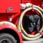 鍋を焦がしてしまい消防隊が到着→別の意味で修羅場に…